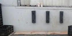 Rubber SRP Dock Bumper