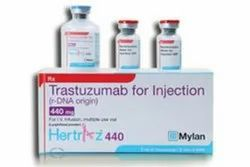 Hertraz 440mg Injection Trastuzumab (440mg)