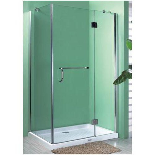 Saint Gobain Plain Bathroom Cubicles, Shape: Quadrant