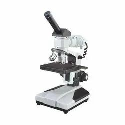 Radial Monocular Metallurgical Microscope, for Laboratory, Eyepiece: WF 10x and H 15x (Paired)