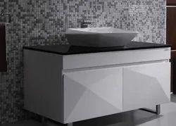 Grey Ceramic Wash Basins