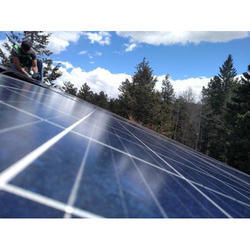 1 - 10 W Luminous Solar PV Module