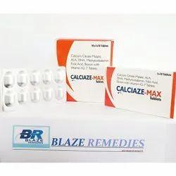 Calciaze Max Tablets, 10 * 10 Tablet