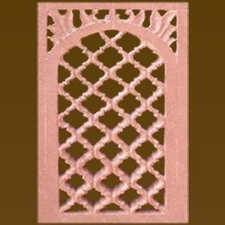 Rectangular Shape pink Balcony Grills, For Residential