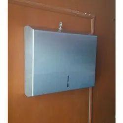 Stainless Steel M-Fold Dispenser
