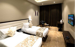 AC Room Double Bed Room Rental Service