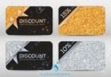 Discount Cards - Plastic PVC