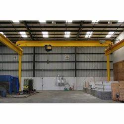 Underhung Overhead Crane