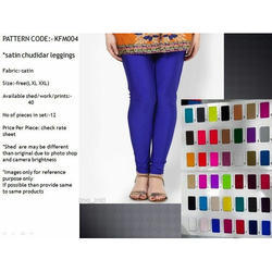 4a2cc3be6d2498 Ladies Satin Leggings, Size: Medium, Large, Rs 160 /piece | ID ...