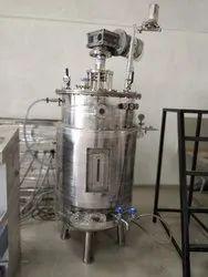 Bioreactor, Capacity: 500 Litter