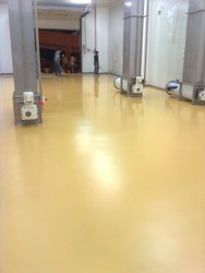 Solvent Based Polyurethane Coating Services