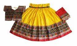 Gujarati Traditional Wear Chaniya Choli - Navratri Special Ghagra Choli