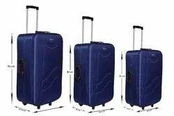 Rainbow Apex Nevi Luggage Trolley Bag