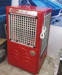红色玻璃钢Sameer空气冷却器,住宅