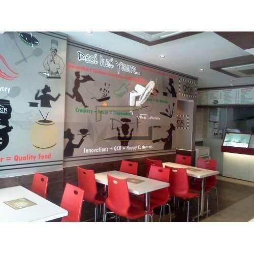 Cafe Interior Designing Service In Mumbai Creative Design