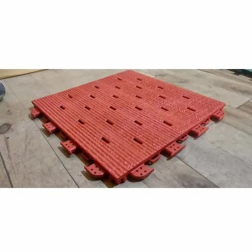 Basketball Court Interlocking Tile
