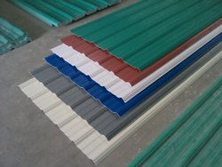 Thermal Heat Insulation UPVC Roofing Sheet
