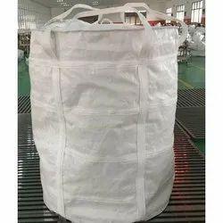 Century White Circular Bulk Sling Bag, For Transportation of heavy sacks