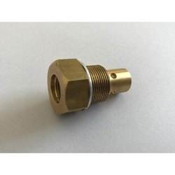 Hexagonal Brass Ferrule Nut