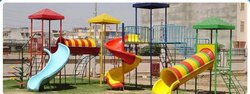 Out Side Playground Equipment