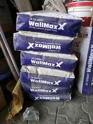 Wallmax white cement