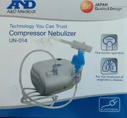 A&D UN-014 Compressor Nebulizer- Japan