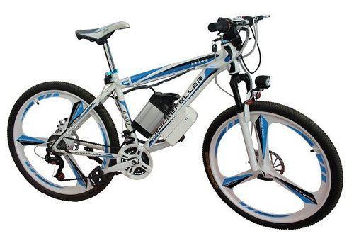 Building an Electric Bike - Choosing a Frame