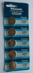 CR 2330 Panasonic Lithium Battery