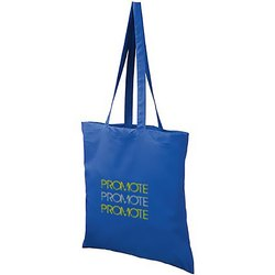 Cotton Canvas Printed Tote Bags