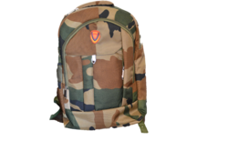 Camouflage School Bag