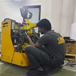 Electric Pallet Truck Repair and Maintenance Services