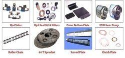 Asphalt Batch Mix Plant Parts