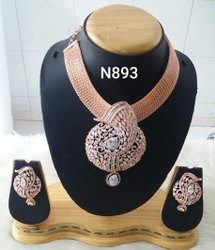 Brass Pendant Set
