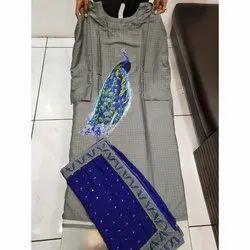 Muslin Fabric Suit