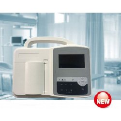 Yes UMID UNIECG 3 Three Channel ECG Machine, Portable, Automatic