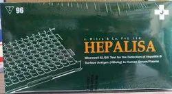 JMITRA HBSAg Elisa Test Kit (Hepalisa)