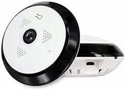 Tech Gear EC-10 360 Degree IP Camera Panoramic Wi-Fi Security IP Security Camera