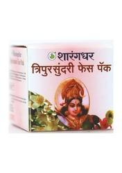 Tripur Sundari Face Pack, For Personal, Pack Size: 50Gm