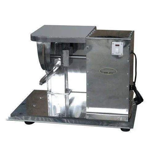 Automatic Chicken Cutting Machine, 200 Kg per hour, 1 hp, | ID: 14135522233