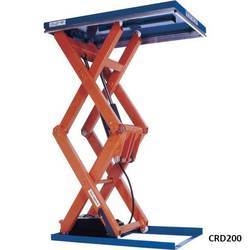 High Rise Scissor Lift Table