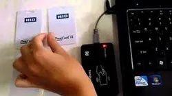HID Smart Card Reader USB
