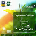 Cool Roof Tiles - WHITEFEET