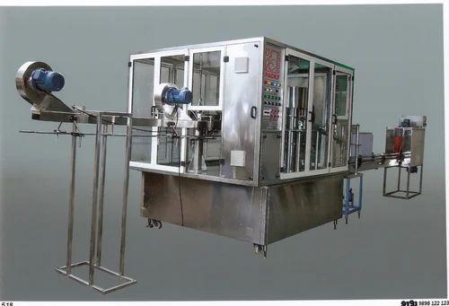 Turnkey Water Bottling Plant