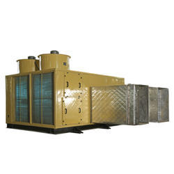 Packaged Air Conditioner, Usage: Industrial Use
