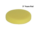 5 Foam Pad Yellow Heavy Cut