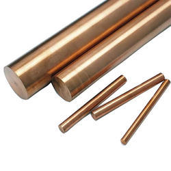 Copper Nickel Round Bar