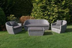 Garden, Wicker Sofa