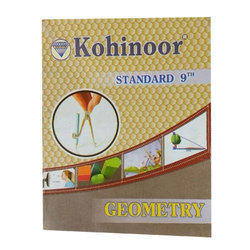 English 9th Standard Kohinoor Geometry Books