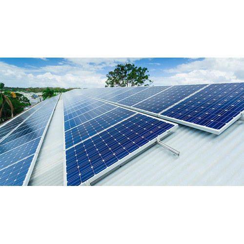 Solar Power Plant Installation Service In Market Yard