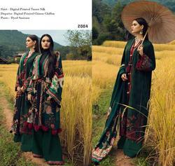 Levisha Lamis Vol-2 Series 2001-2006 Stylish Party Wear Silk Suit